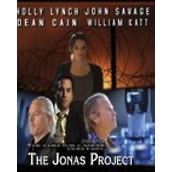Jonas Project [BLU-RAY] USA importerer