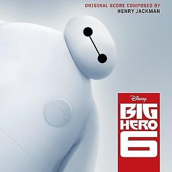 Soundtrack - Big Hero 6 [CD] USA import