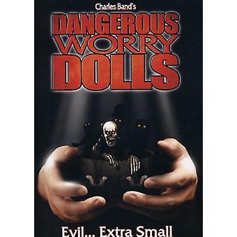 Farlige bekymre dukker [DVD] USA importerer