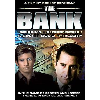 Bank [DVD] USA importerer