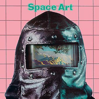 Plads kunst - tur i Center hoved [Vinyl] USA importen