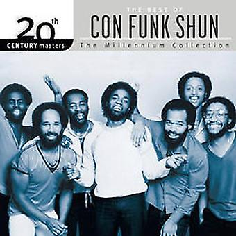 CON Funk Shun - Millennium Collection-20th Century Masters [CD] USA import