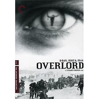 Overlord [DVD] USA import