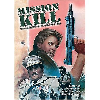 Mission Kill [DVD] USA import