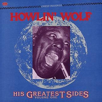 Howlin Wolf - hans største sider Vol. 1 [Vinyl] USA import