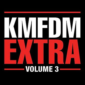 Kmfdm - Kmfdm: Vol. 3-Extra [CD] USA import