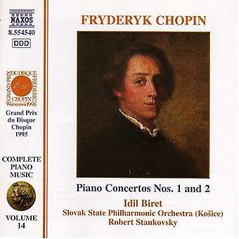 F. Chopin - Chopin-Komplett pianomusikk, Vol. 14 [DVD] USA import