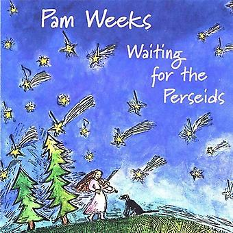Pam Weeks - Waiting for the Perseids [CD] USA import