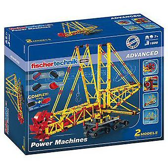 Fischertechnik Advance Power Machines (Toys , Robotics And Technics , Senior)