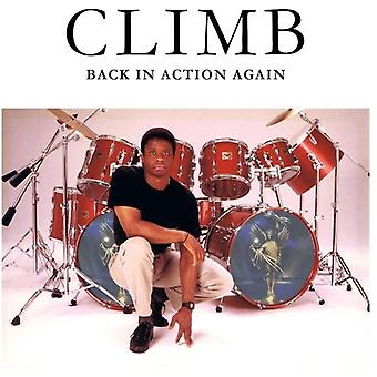 Climb - Back in Action Again [CD] USA import