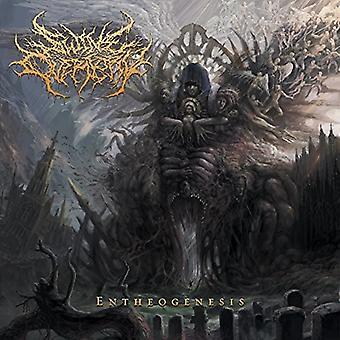 Svin Overlord - Entheogenesis [CD] USA importerer