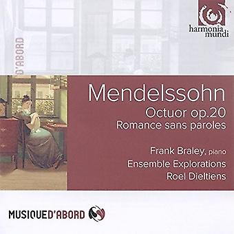 Mendelssohn / Ensemble Explorations - Octet [CD] USA import