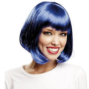 My Other Me Short Wig Blue (Costumes)