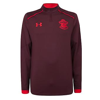 2017-2018 Southampton Half Zip Training Top (Maroon)