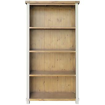 Classic Melton Reclaimed Large Pine Bookcase
