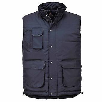 Portwest - ropa de trabajo clásico Casual chaleco Gilet