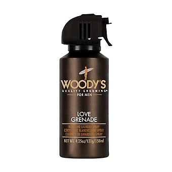 Woody's Love Grenade Body and Laundry Spray 150ml