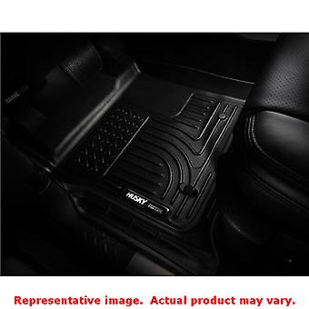 Husky Liners 19041 Black WeatherBeater 2nd Seat Floor L FITS:JEEP 2011 - 2014 W
