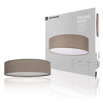 Ranex LED Ceiling Light Brown