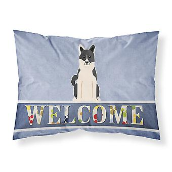 Funda de almohada estándar de Laika Spitz Russo-europeo tela agradable
