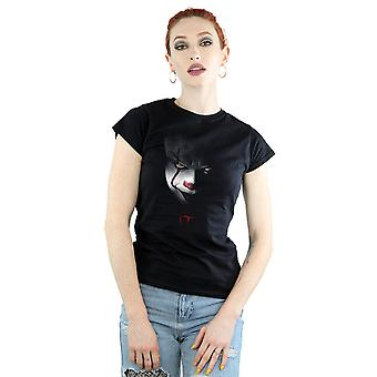 It Women's Pennywise Stare T-Shirt