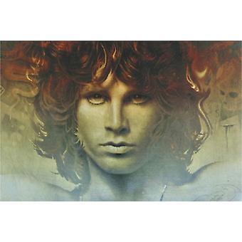 Spirit of Jim Morrison Poster Print (36 x 24)
