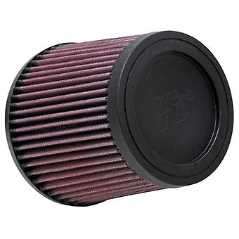 K&N RU-4950 Universal Clamp-On Air Filter: Round Tapered; 2.5 in (64 mm) Flange ID; 5.5 in (140 mm) Height; 6 in (152 mm
