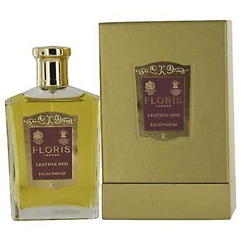 Floris Leather Oud By Floris Eau De Parfum Spray 3.4 Oz