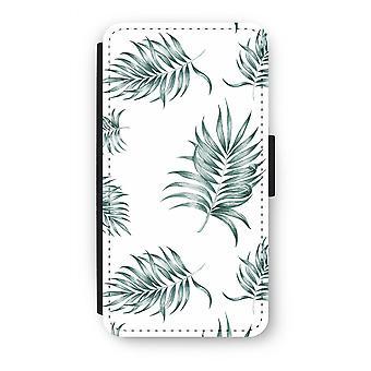 Samsung Galaxy J3 (2016) Flip Case - Simple leaves