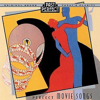 Perfect Movie Songs: 30s &40s Theatre & Film Songs Audio CD -Various