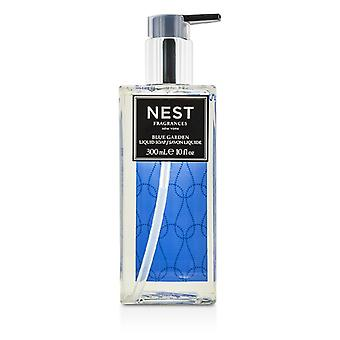 Nest Liquid Soap - Blue Garden 300ml/10oz