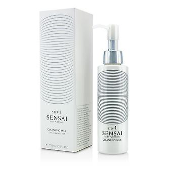 Kanebo Sensai Silky Purifying Cleansing Milk (New Packaging) 150ml/5.1oz