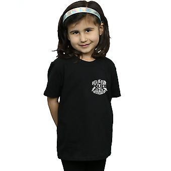 الشرطة الفتيات السجلات النسر الصدر القميص