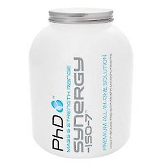 PhD Synergy ISO7 double Chocolate cookie 2000 g (Sport , Muscle mass , Proteins)