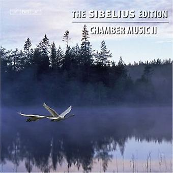 J. Sibelius - l'édition de Sibelius, Vol. 9: musique de chambre 2 [CD] USA import