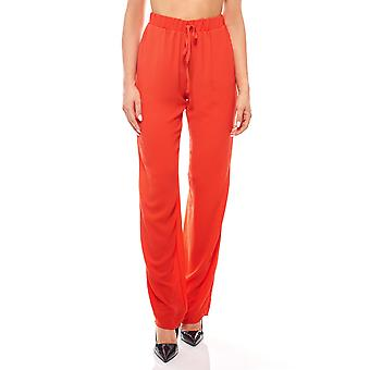 Airy summer Schlupfhose Crêpe quality ladies Red B.C.. best connections