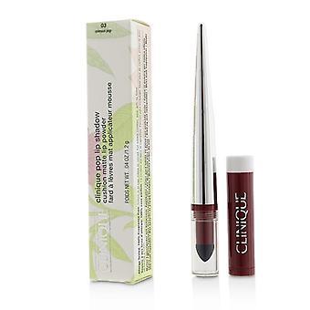Clinique Pop Lip Shadow Cushion Matte Lip Powder - # 03 Crimson Pop - 1.2g/0.04oz