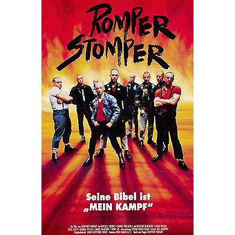 Romper Stomper Movie Poster (11 x 17)