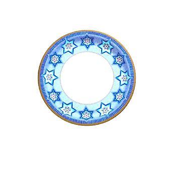 "Judaica 10.25"" Paper Plates"