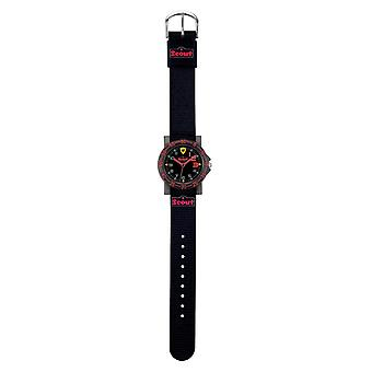 Scout child watch learning action ItBoys black Jungennuhr 280375007