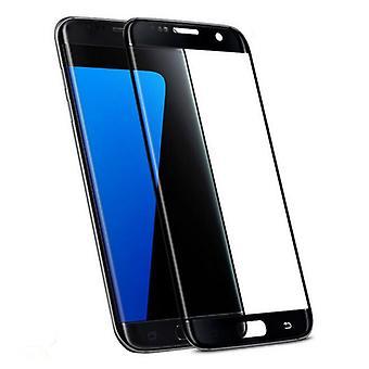 Prémio de 0,3 mm de filme de slide preto tanque curvo para Samsung Galaxy S7 borda G935 F