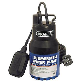 Draper 35465 144L/Min 350W 230V Submersible Water Pump With Float Switch