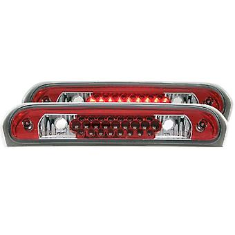 Anzo USA 531007 Dodge Ram LED Red/Clear Third Brake Light Assembly