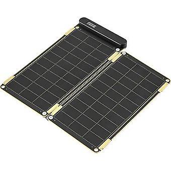 Eigelb Papier 5W YKSP5 Solar-Ladegerät laden Strom (max.) 500 mA 5 W