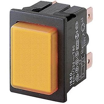 Marquardt 1662.0101 Pushbutton 250 V AC 16 A 1 x Off/(On) IP40 momentary 1 pc(s)