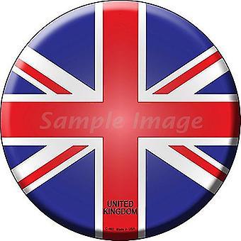 Storbritannia flagg runde metall tegn 300Mm Diameter