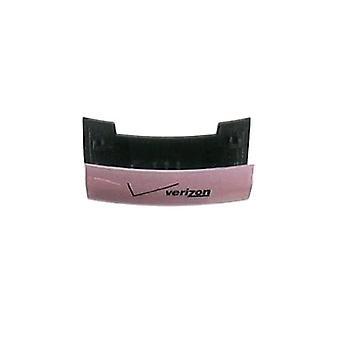 OEM BlackBerry 8330 U-Clip / Bottom Cover / Antenna Cover (Verizon Logo) - Pink