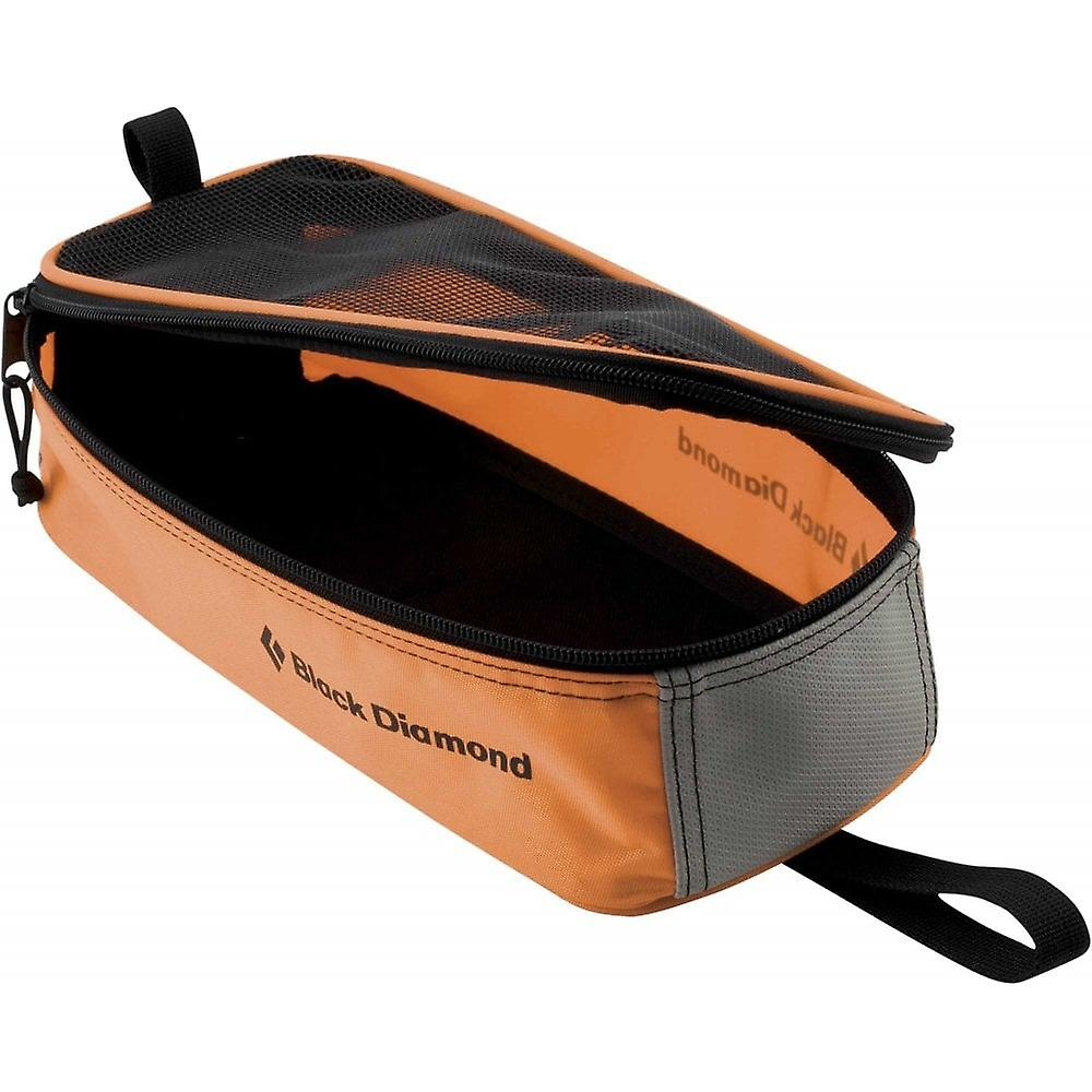 Black Diamond Crampon Bag - Orang/Black