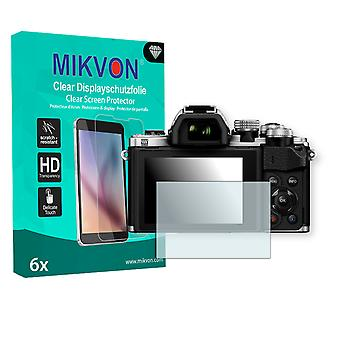 Olympus OM-D E-M10 Mark II Screen Protector - Mikvon Clear (Retail Package with accessories)