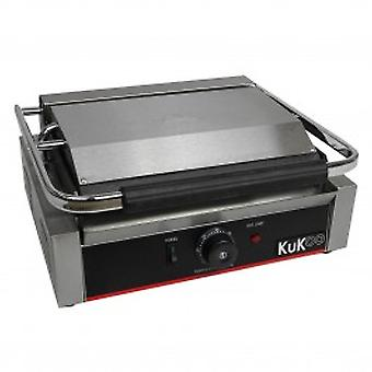 KuKoo Grooved & Flat Panini Press